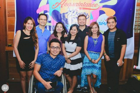 Davao Bloggers Officers 2014 - 2016