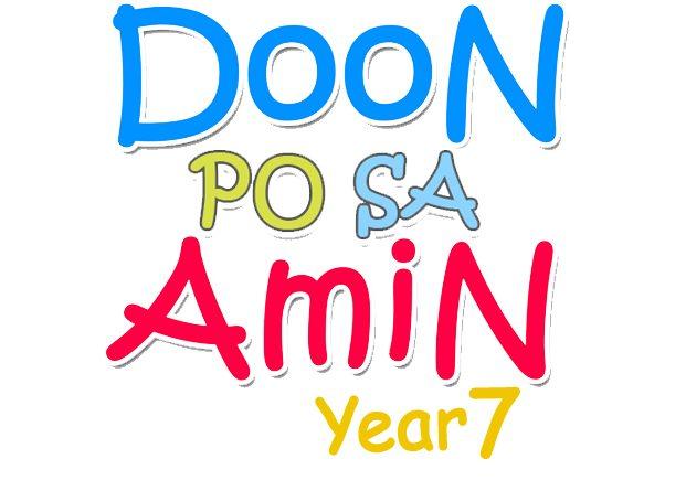Smart Doon Po Sa Amin year 7