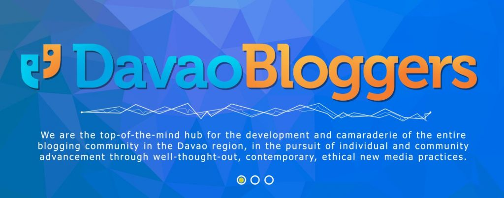 Look for the Davao Bloggers Society booth at the Travel and eisure Expo!