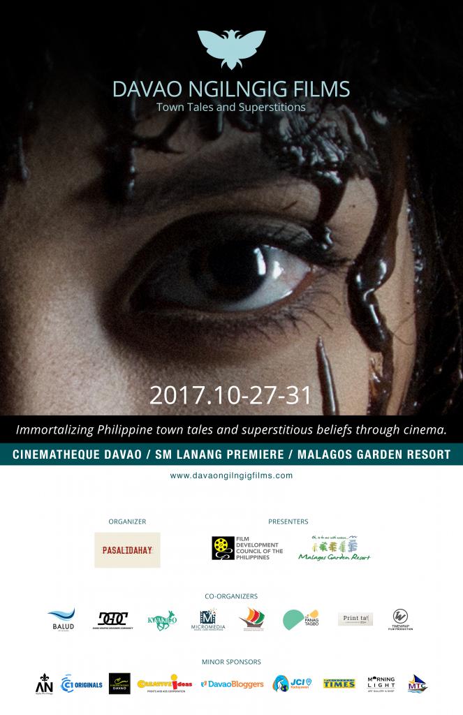 Davao Ngilgnig Film Festival 2017