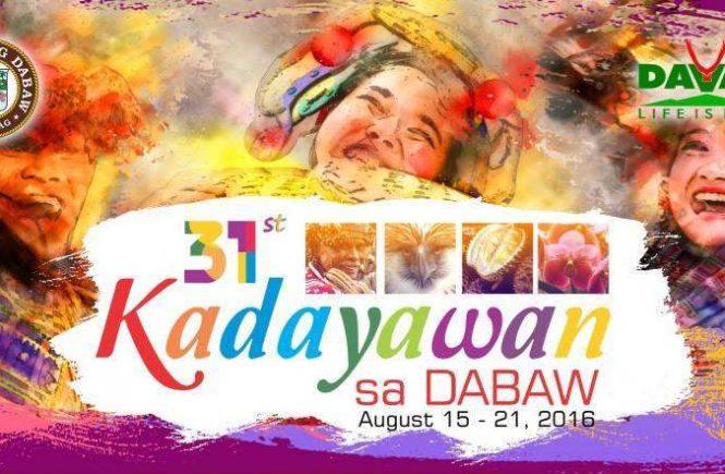 Kadayawan 2016 poster