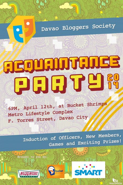 acquaintance party 2014