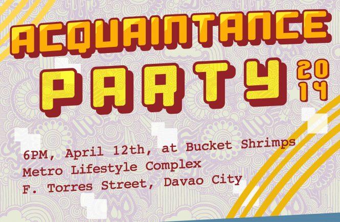 acquaintance party 2014