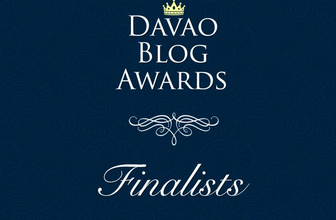 Davao Blog Awards 2017 Finalists