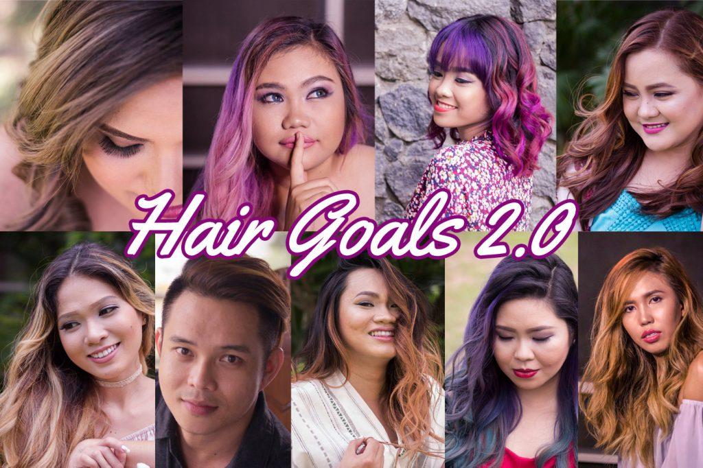 hair goals glam squad by buddy congson