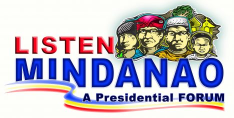Listen Mindanao Presidential Forum