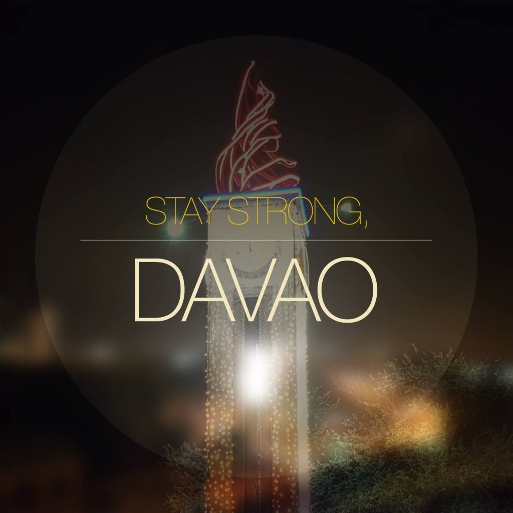 stay strong davao