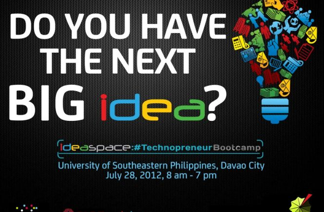 Ideaspace Technopreneur Bootcamp